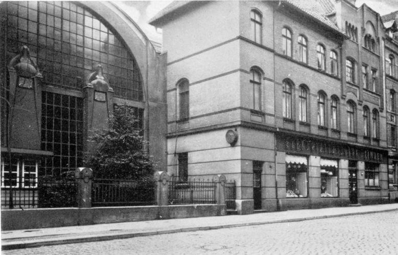 Elektrizitätswerk 1939