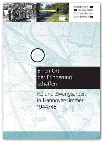 Titelbild der Broschüre zum KZ Limmer