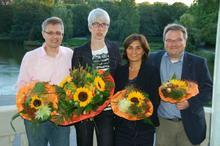 Neuer Fraktionsvorstand der SPD-Ratsfraktion