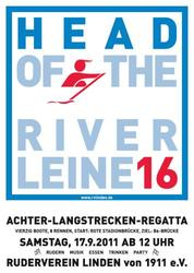 Head of the River Leine