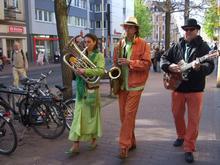Musik auf der Straße