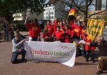 Das 'Hier in Linden' Team