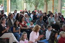 Auftaktveranstaltung in der Grundschule Feldbuschwende