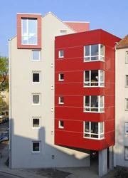 Abgeschlossene Modernisierung in Hannover-Linden (Bild: Thomas Langreder)