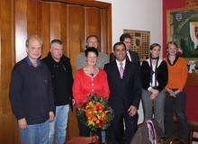 Das Vorstandsteam der CDU Linden-Limmer