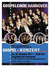 God has smiled on me - Gospelchor Hannover