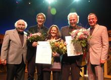 Die Preisträger des Netzwerk für Zirkuskünste