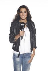 Sky Moderatorin Filiz Koc (Bild: Sky)