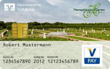 Bankcard Herrenhausen
