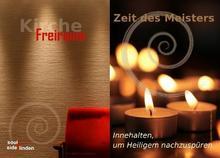 Freiraum Kirche - Zeit des Meisters