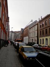 Feuerwehreinsatz in der Eleonorenstraße