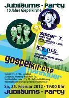 10 Jahre Gospelkirche