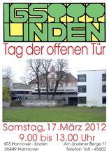IGS Linden: Tag der offenen Tür