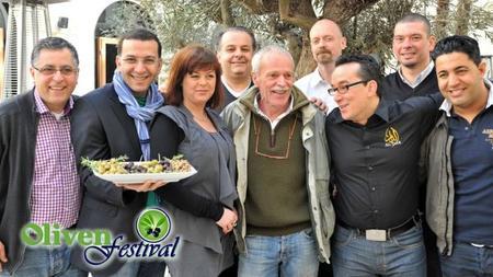 Das Olivenfestival Team