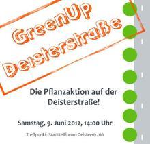 GreenUp Deisterstraße