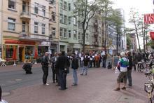 Flashmob für Niederflurbahnen