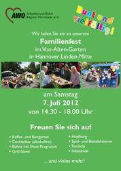 AWO Familienfest 2012