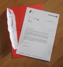 Roter Brief der BILD