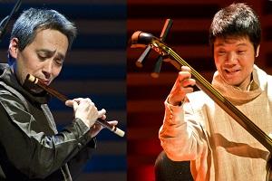 Shunsuke Kimura & Etsuro Ono Pressefoto