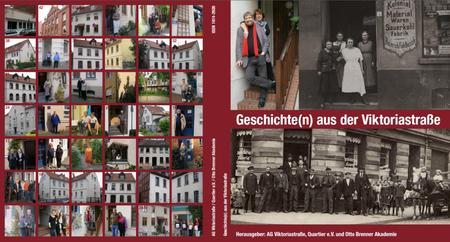 Buch über die Viktoriastraße