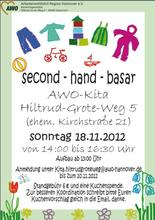 Second Hand Basar Kita Hiltrud-Grote-Weg