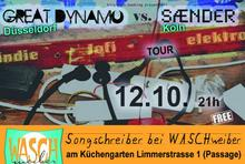 GREAT DYNAMO vs SAENDER