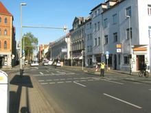 Feuerwehreinsatz auf der Deisterstraße