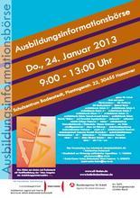 Ausbildungsinformationsbörse ALi 2013