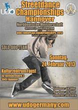 Streetdance Championships Hannover