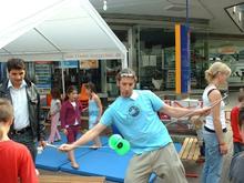 2006 im CircO Einsatz auf dem Limmerstraßenfest