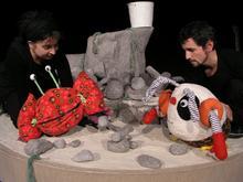Theater zwischen den Dörfern: Das Meerdings