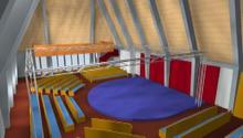Planungen für die Zirkuskirche