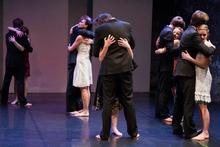 Paarungen (Foto: Lisa Morgenstern)