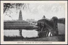 Bismarcksäule in Hannover (Quelle: Wikipedia - Bernd Schwabe)