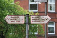Zentrale Grünverbindung von der Leine bis zur Limmerstraße