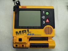 Ein Automatisierter Externer Defibrillator (Bild: Wikipedia)