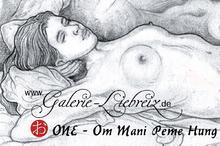 One - Om Mani Peme Hung (Ausstellungsplakat)