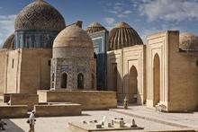 Mausoleum in Usbekistan