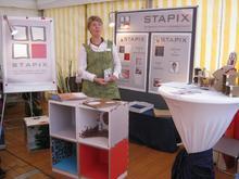 Auch wieder mit dabei STAPIX-Möbel