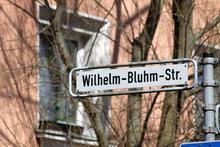 Unzweifelhaft: Wilhelm Bluhm