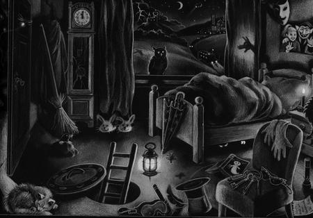 Im Dunkel...