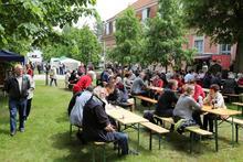 Publikum beim Tag der Parke 2013