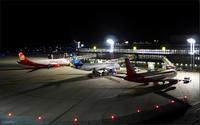Flugzeuge am Terminal (Bild: oxfordian.world)