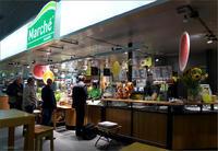 Gastronomie am Flughafen Hannover (Bild: oxfordian.world)