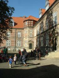 Schloss Landestrost in Neustadt