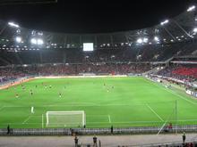 Niedersachsenstadion die Heimat der Roten