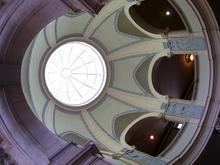 Kuppel im neuen Rathaus