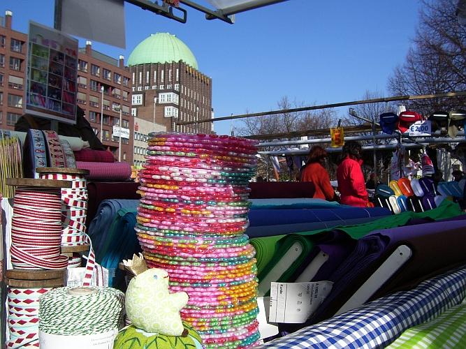 Stoffmarkt am Steintor
