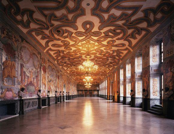 Galerie Herrenhausen (Foto: Hassan Mahramzadeh / Herrenhäuser Gärten)