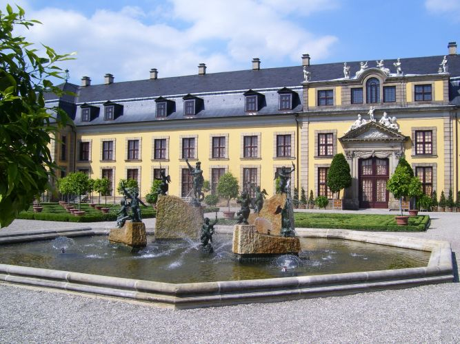 Orangerie in Herrenhausen